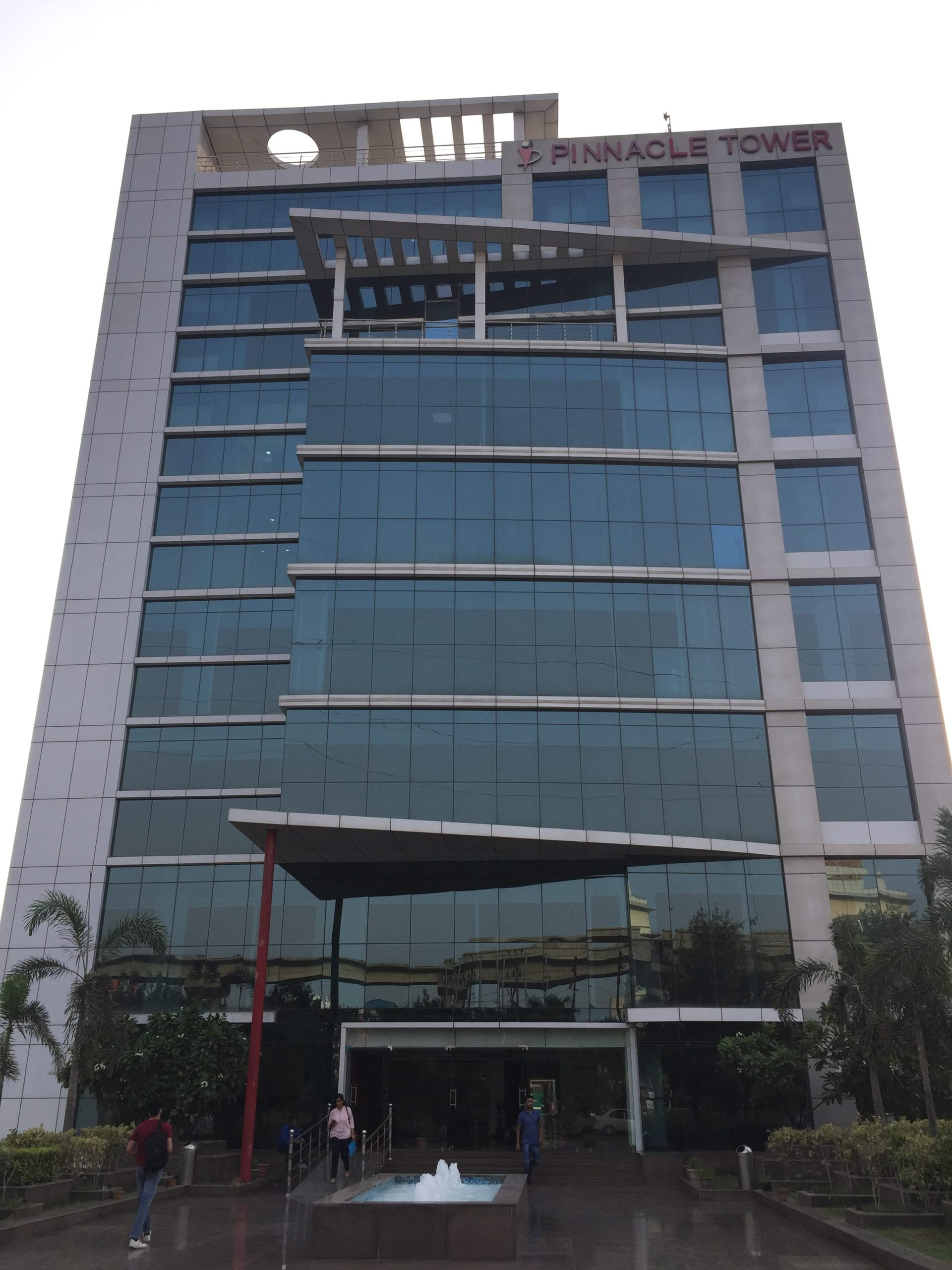 Pinnacle Tower,Sector 62 Noida
